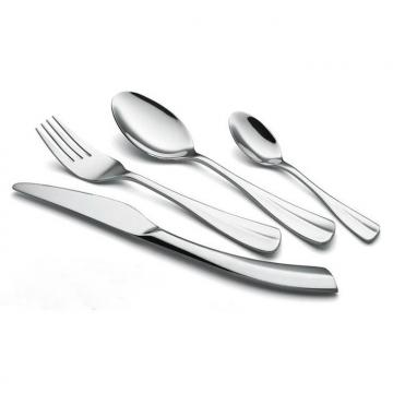 S/S Hight Quality Cutlery set in Plain WHL-CTA034
