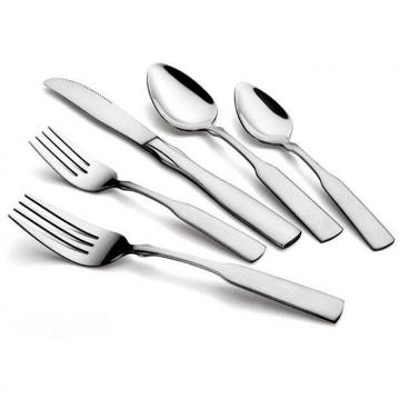 S/S Hight Quality Cutlery set in Plain WHL-CTA038