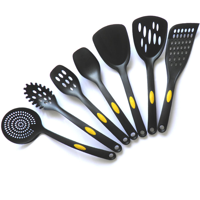 WHL-KTN017  7 pcs Nylon Kitchen Tool Set