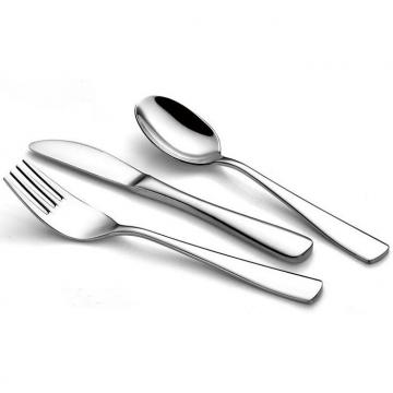 S/S Hight Quality Cutlery set in Plain WHL-CTA043